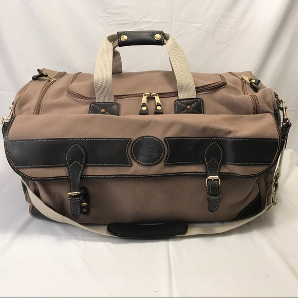4de9e1330c Eddie Bauer Other - Eddie Bauer for Ford Large Duffel Bag Made in USA